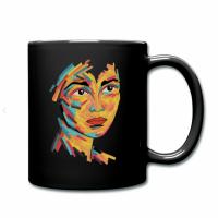 """Kaffeetasse mit Motiv """"Juliet's face"""""""
