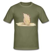 """T-Shirt mit dem Aufdruck """"Max, der Igel"""""""