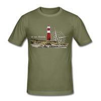 """Shirt mit dem Aufdruck """"Meerweh"""""""