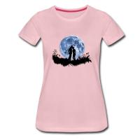 """T-Shirt mit dem Aufdruck """"Mondliebe"""""""