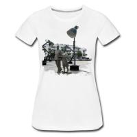 """Motiv """"Spaziergang"""" auf einem T-Shirt"""