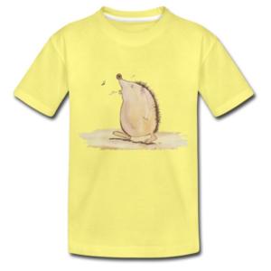 """Kinder Shirt mit dem Aufdruck """"Max, der Igel"""""""